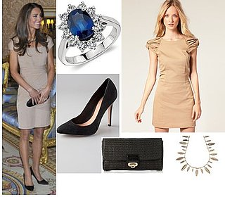 Steal Kate Middleton's High Street Style: Copy her Reiss Shola Dress, Now Sold Out!