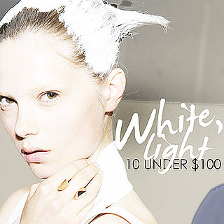 Spring Shopping: 10 White Pieces Under $100