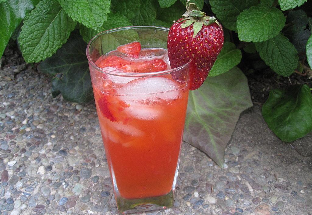 Gin Berry Fizz