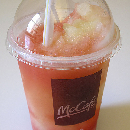 McDonald's Frozen Strawberry Lemonade