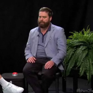 Will Ferrell on Between Two Ferns With Zach Galifianakis