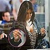 Pictures of Kim Kardashian&#039;s 20.5-Carat Diamond Ring