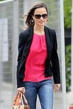 Pippa Middleton and Her Famous Assets Have Admirers on the Glee Set