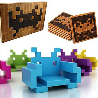 Space Invaders Decor