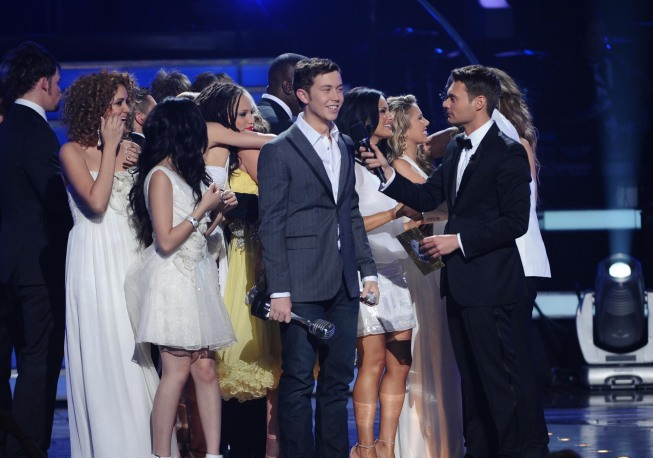 Most Anticlimactic Season Finale: American Idol