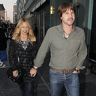 Pictures of Rachel Zoe and Rodger Berman on a Date