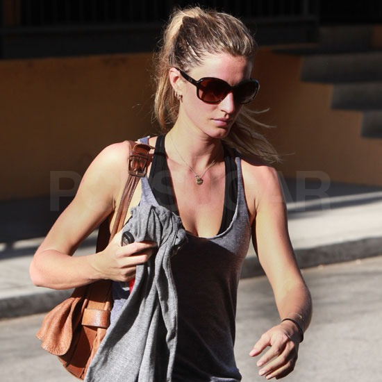 Gisele Works Out Post-Playdate With Jack and Benjamin