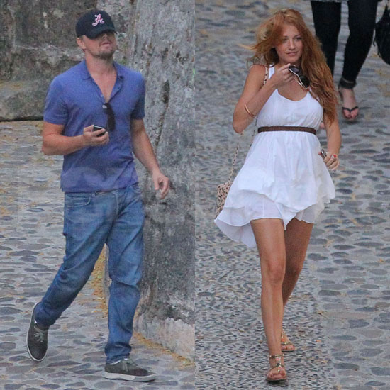 Blake Lively Pictures With Leonardo DiCaprio in France ...