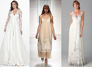 Fab's Top Ten Romantic Wedding Dresses Alberta Ferretti Lisa Ho Fleur Wood Lela Rose Alex Perry