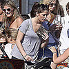 Pictures of Ashley Greene at Memorial Day Party
