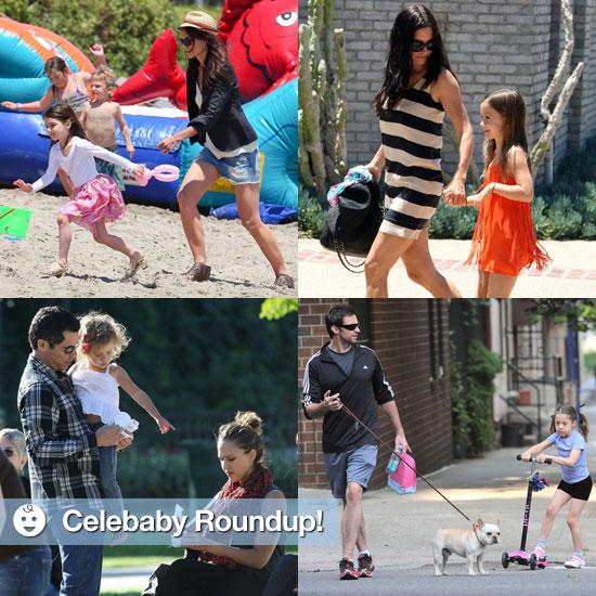 Celebaby Roundup!