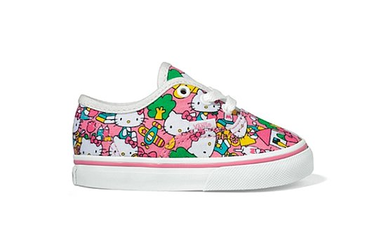 Hello Kitty Vans ($25-$37)