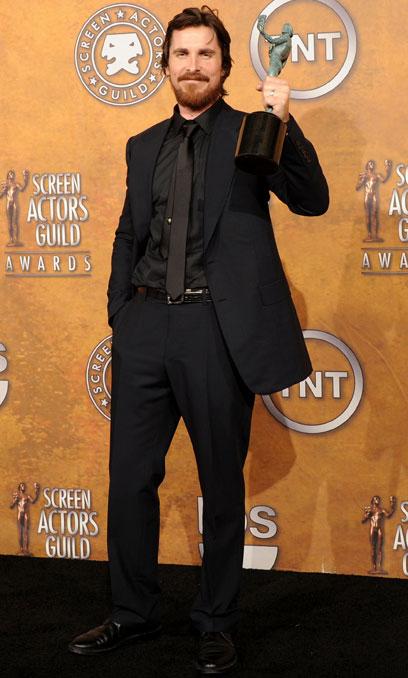 86. Christian Bale