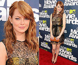 Emma Stone at 2011 MTV Movie Awards
