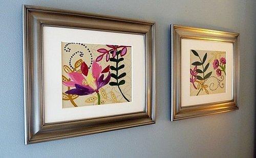 Floral Painting Tutorial