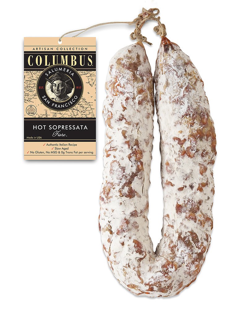 Columbus Hot Sopressata