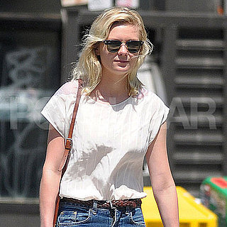 Kirsten Dunst in NYC With a Friend Pictures