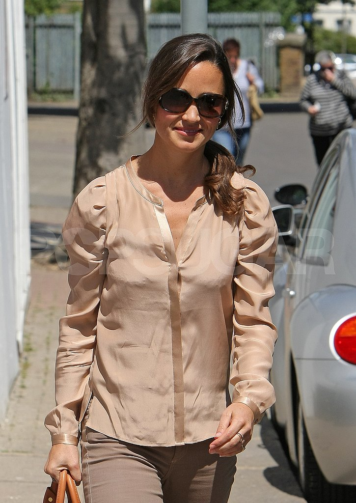 Pippa Middleton Stylishly Gets Back to Work as Kate Picks Out Her Own Wardrobe for Canada