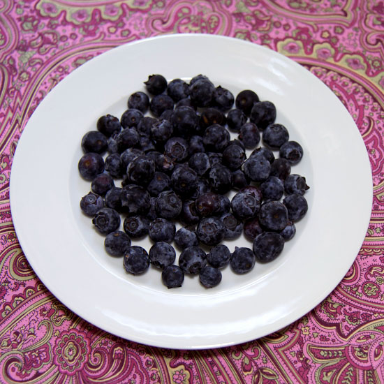 Photos of 100-Calorie Servings of Fruit