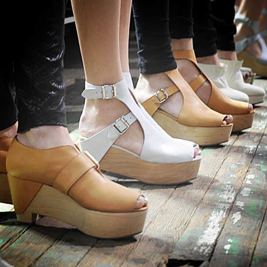 Woodwork — Our Roundup of the Chicest Wooden Wedges and Heels for Summer