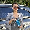 Jessica Alba Carrying a Proenza Schouler PS1