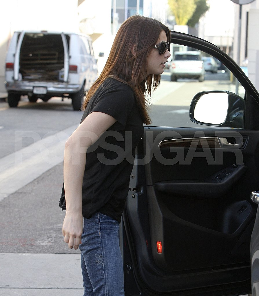 Ashley Greene Steps Out Alongside Breaking Dawn Wedding Sneak Peek