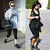 Celebrities Who Wear Black Running Shoes
