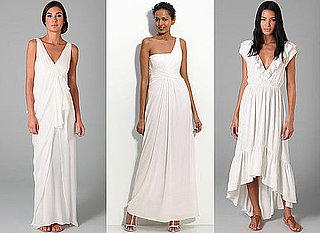 Fab's Top Ten Beach Wedding Dresses Narciso Rodriguez BCBG Max Azria Collette Dinnigan
