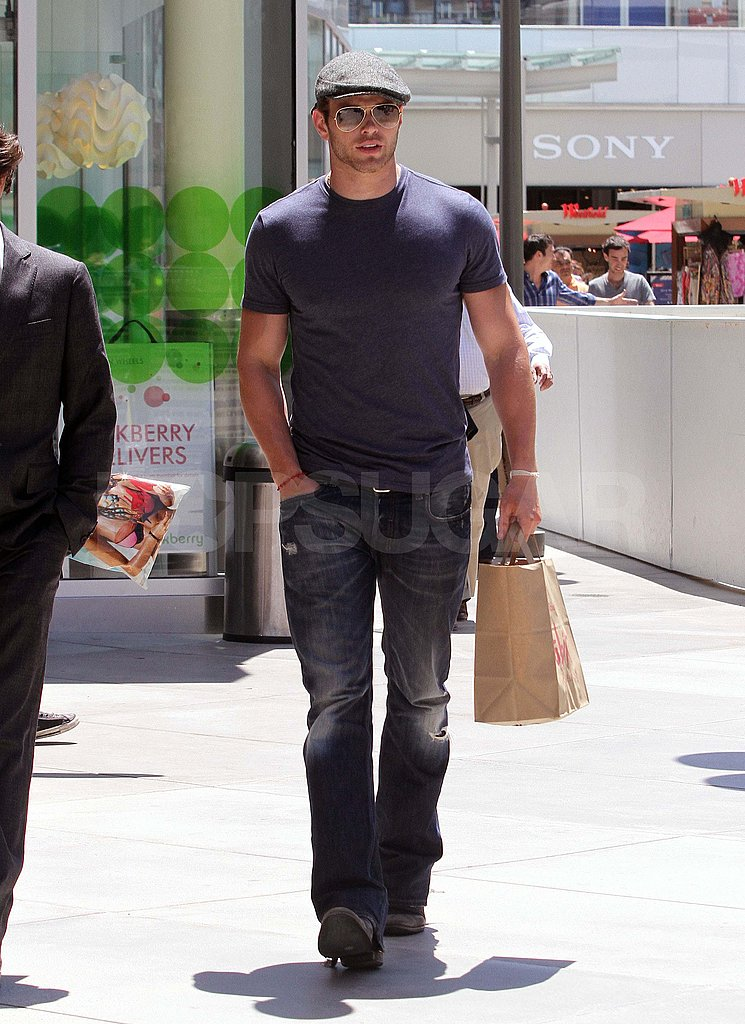 Kellan Lutz Lunches Ahead of His Love, Wedding, Marriage Release