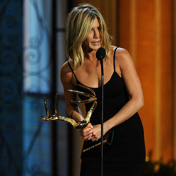 Jennifer Aniston at the Guys Choice Awards Pictures