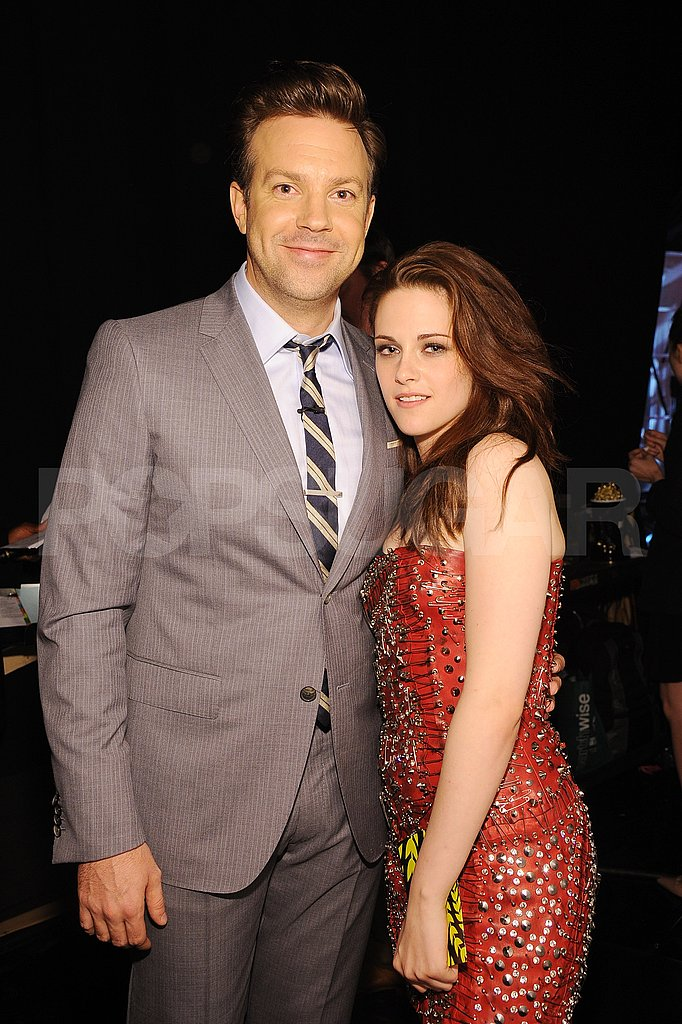 Kristen and Rob Cozy Up Backstage at the MTV Movie Awards With Cameron, Reese, and More!