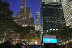 Watch a Flick in Bryant Park