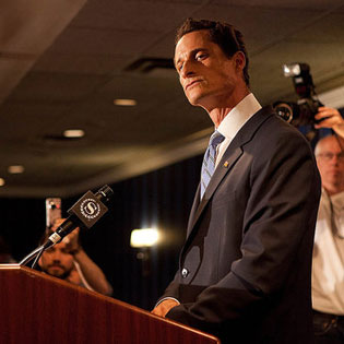 Anthony Weiner Twitter Crotch Shot Confession: He Meant to Send a DM