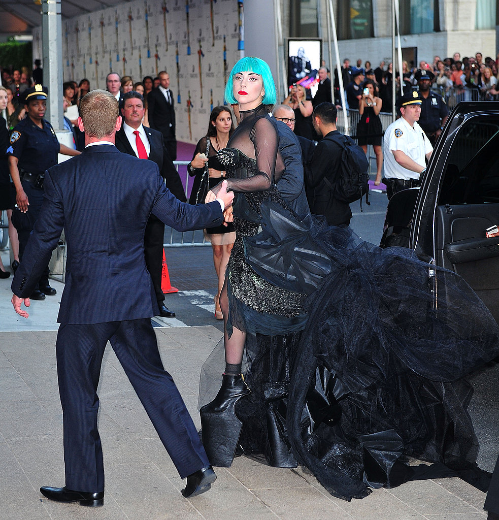The Fashion Icon Lady Gaga From All Angles