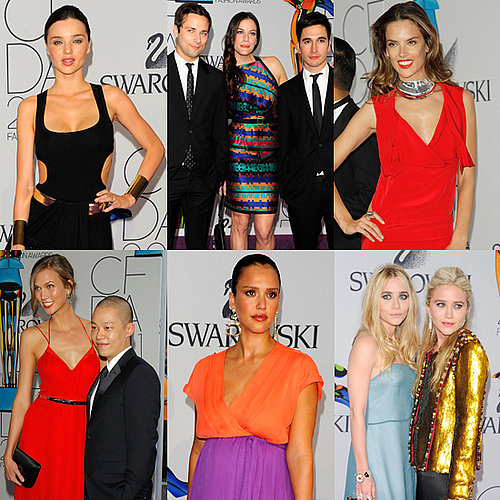 CFDA Award Winners and Pictures 2011-06-07 07:46:53