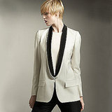 Stella McCartney Contrast-Lapel Tuxedo Jacket, $1,895