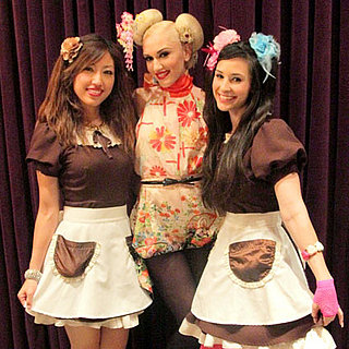Exclusive First Pictures From Gwen Stefani's Japan Fundraiser
