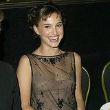 Natalie Portman had a laugh at an event in Beverly Hills in 2003.