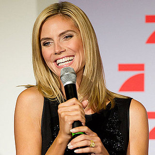 Heidi Klum Introduces Germany's Next Top Model Finalists