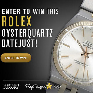 Enter to Win a Rolex!