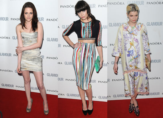 2011 Glamour Women of the Year Awards: Style Round Up!