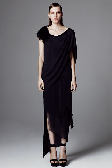 Helmut Lang Resort 2012