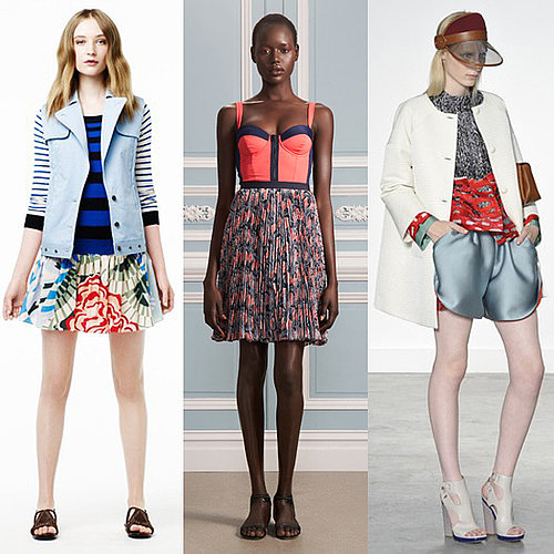 Resort 2012 Collections including Marc Jacobs, Derek Lam, Chloe Sevigny for Opening Ceremony, Louis Vuitton and Jason Wu
