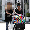 Celebrity Moms and Their Strollers