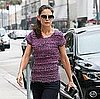 Katie Holmes Leaving a Breakfast in LA Pictures