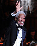 Gisele Bundchen, Matthew McConaughey, and More Honor Morgan Freeman