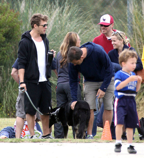 Reese Witherspoon And Ryan Phillippe. Ryan Phillippe, Reese