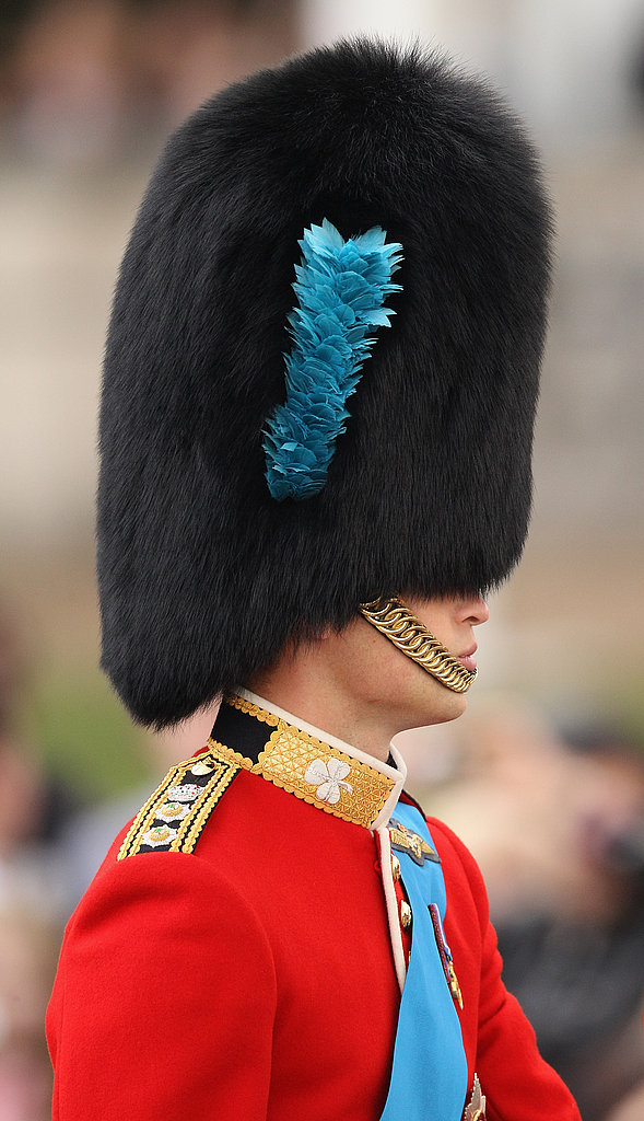 Prince William and Kate Middleton Celebrate the Queen's Birthday at the Trooping the Colour