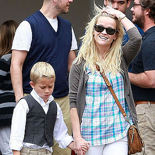 Pictures of Reese Witherspoon With Jim Toth and Deacon