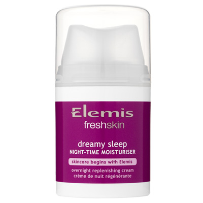 Elemis FreshSkin Dreamy Sleep Night-Time Moisturizer Review